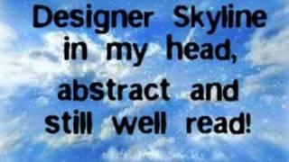 Designer Skyline - Owl City [Lyrics]