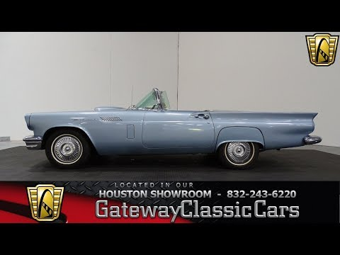 Video of '57 Thunderbird - LV3Y