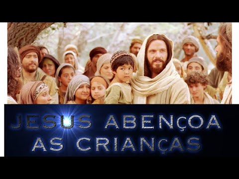 Evangelho de Marcos - Jesus abenoa as crianas
