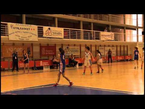 1/4 JDN Final Femenina Multibasket VS Ardoi