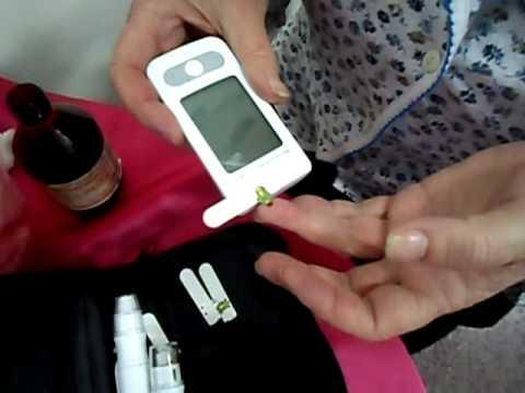 Допустимый анализ сахара в крови