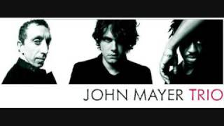 John Mayer Trio - Who Did You Think I Was (Studio Demo)