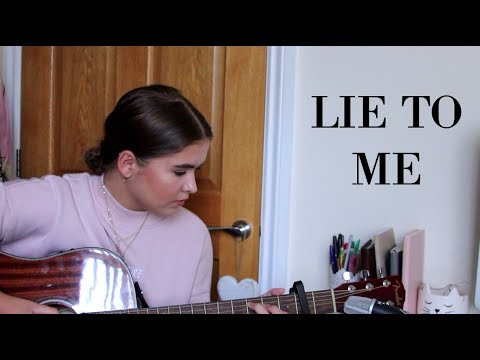 Lie To Me - 5 Seconds of Summer (Live acoustic cover with