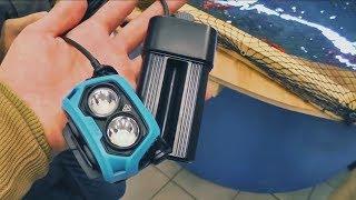 Налобный фонарь для рыбалки с синим светом какой выбрать