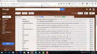 How to mark thousands of emails as read in gmail