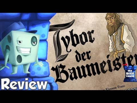 Tybor der Baumeister Review - with Tom Vasel