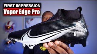 Nike Vapor Edge 360 PRO Football Cleats: First Impression