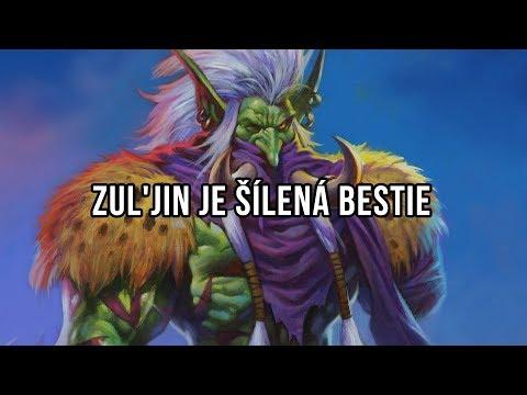Zul'jin je šílená bestie