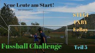 ..:Challenges 5..:Fussball Challenge mit STEGI und Fxby[Verkakt](Fail) 720p Deutsch