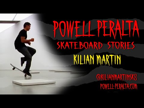 Kilian Martin Skateboard Stories