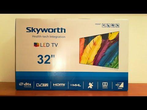 Skyworth 32E3A11G LED televízió