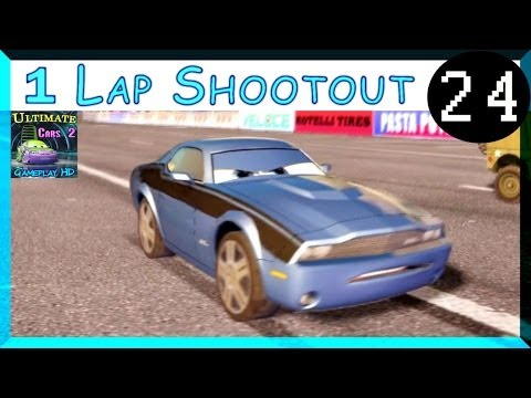 Rod Torque Redline Cars 2 Race One Lap Shootout Hard Difficulty On Mountain Run Part 24