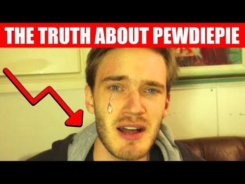 PewDiePie's Channel Is Dying