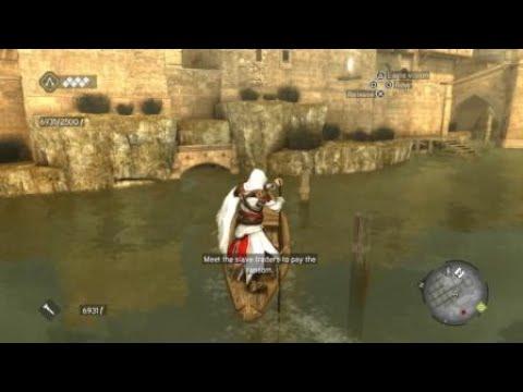 Assassin's Creed Brotherhood: Murder By Gondola