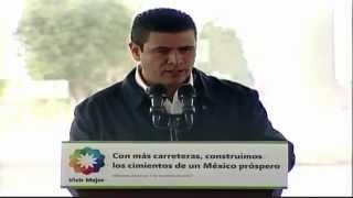 preview picture of video 'Inauguración de las carreteras Villanueva-La Escondida y Jerez-Malpaso (evento completo)'