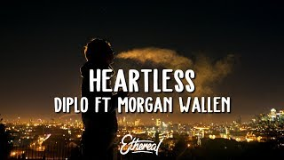 Diplo Heartless Feat Morgan Wallen