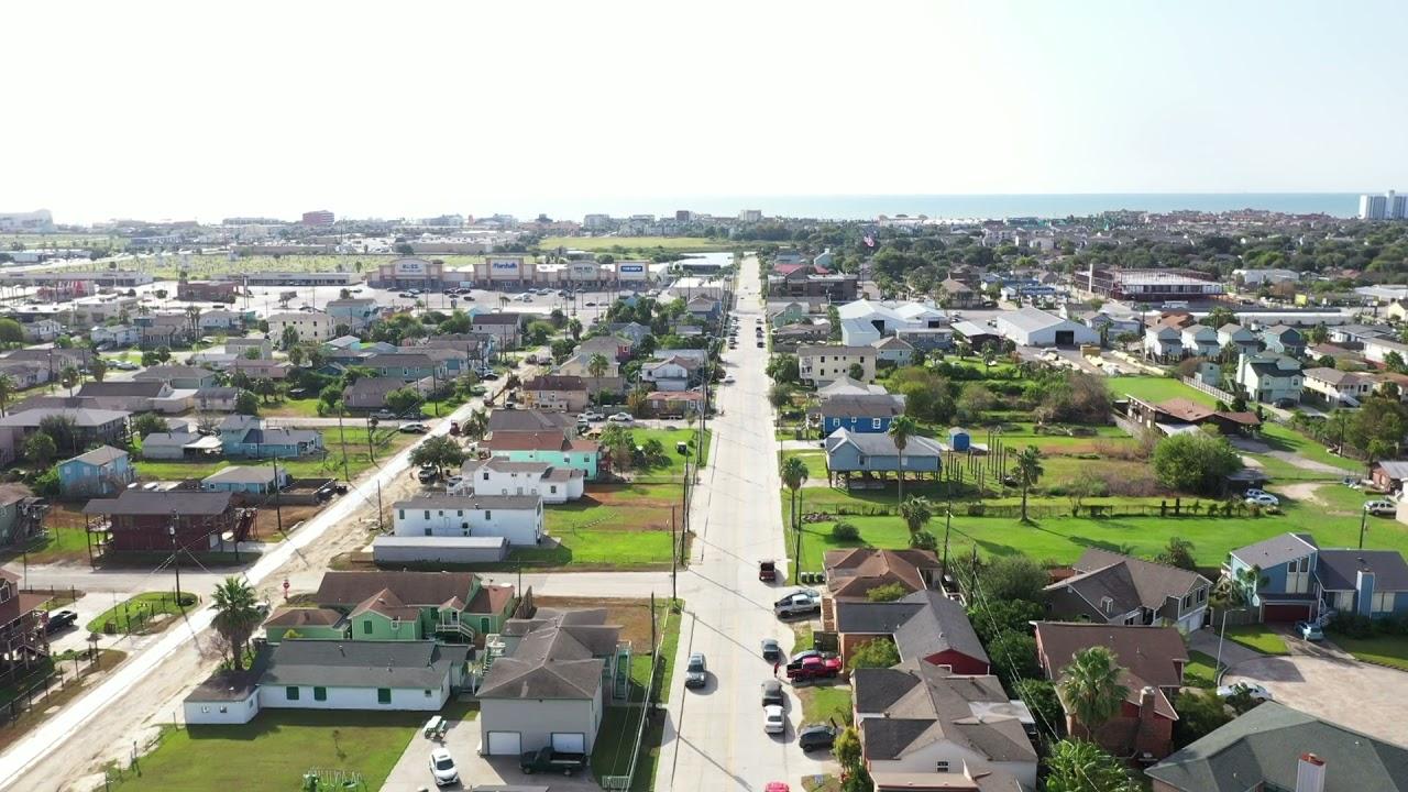 65th Street Reconstruction-Galveston, Texas- Video Thumbnail