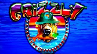 Grizzly Slot - NICE SESSION, ALL FEATURES!