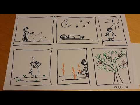 #MitMachKinderBibel - Gleichnis vom Senfkorn