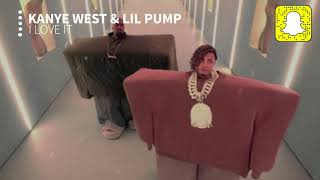 Kanye West & Lil Pump   I Love It (Clean)