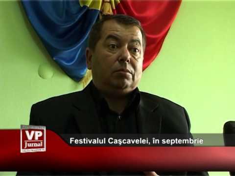 Festivalul Caşcavelei, în septembrie