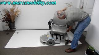 Hoveround MPV5 With Seat Lift - Used Hoveround MPV5