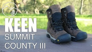 Keen Summit County 3 Winter Hiking Boots - Mountain Venture