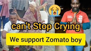 We support Kamaraj #Zomato #HiteshaChandranee #ZomatoDeliveryGuy Zomato Case punching Hitesha video - Download this Video in MP3, M4A, WEBM, MP4, 3GP