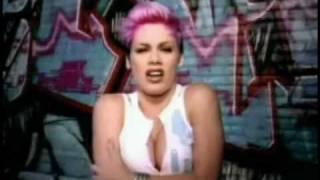 P!nk - Push You Away (Music Video)
