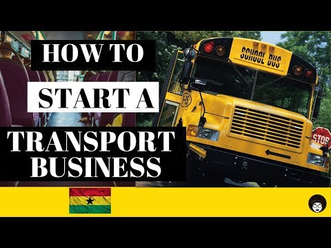, title : 'Make Money From Transport Business In Ghana
