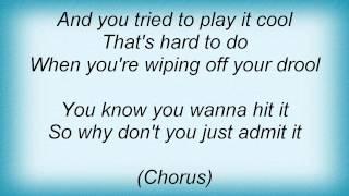 Donnas - You've Got A Crush On Me Lyrics