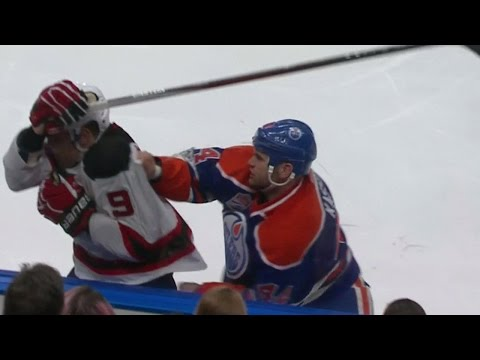 Gotta See It: Kassian wants revenge on Hall after getting dropped by elbow