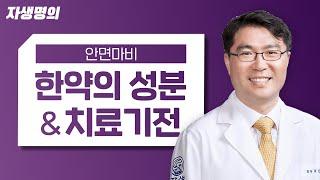 안면마비 한약이 치료에 도움이 되는 이유! 팩트체크! [건강보험적용여부]