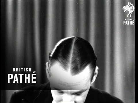 Der Rasierklingentrick 1937