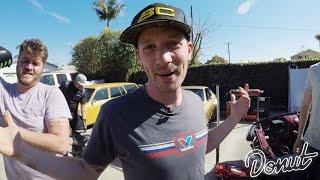 Pissing Off Ryan Tuerck on Drift Garage   Donut Daze 001