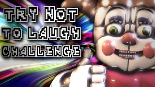 Try Not To Laugh Challenge - FNAF: Cringer Location
