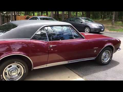 1967 Chevrolet Camaro RS/SS for Sale - CC-987147