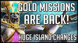 GOLD MISSIONS FINALLY RETURN! Huge Changes to Island Expeditions   WoW Battle for Azeroth