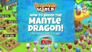 combination for mantle dragon dragonvale world - 免费在线