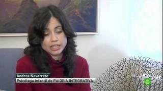 Psicología - Paideia Integrativa - La Sexta Noticias - Andrea Navarrete Aliaga