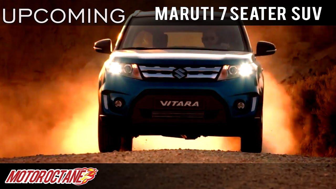 Motoroctane Youtube Video - Maruti 7 Seater SUV Coming Soon | Hindi | MotorOctane