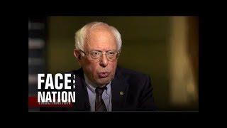 Bernie Sanders criticizes Trump's handling of Iran