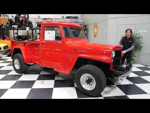 Video of '62 Jeep - PPY6