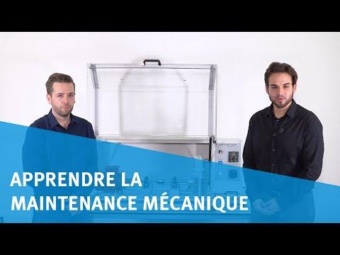 Banc de maintenance mécanique - Festo