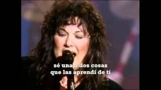 Heart - Love Hurts (Subtítulos español)