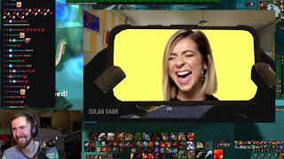 """Asmongold Watches """"YouTube Rewind 2018 but it's actually good"""" by PewDiePie!"""