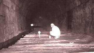 MUST SEE BLUE GHOST TUNNEL FOOTAGE*****