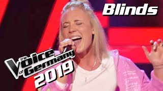 Sigala, Ella Eyre   Came Here For Love (Ann Christin Klos) | The Voice Of Germany 2019 | Blinds