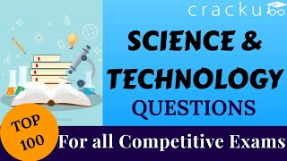 TOP-100 Science and Technology Questions (PART-1)