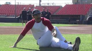 Domingo Ayala Gets a Tryout